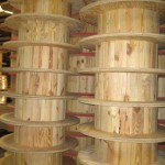 Wood Reels, Cable & Wire Reel