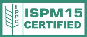 ISPM 15 Certified