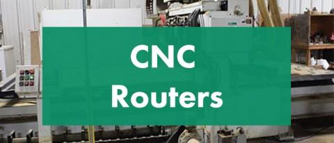 CNC routers