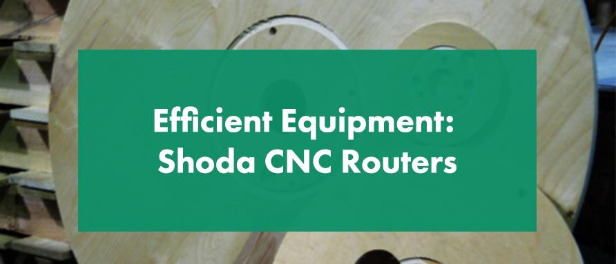 Shoda CNC Routers