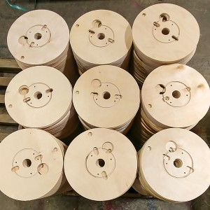 Plywood Flanges