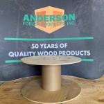 plywood reel