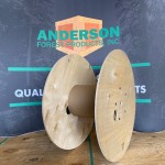 plywood reel