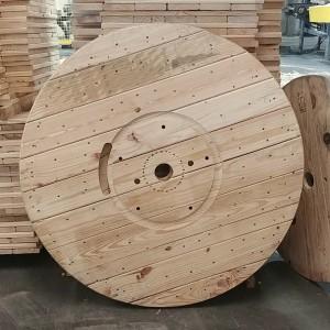 Wood Flange
