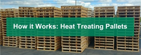 Heat Treating Pallets Title Image